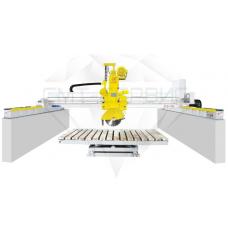 Автоматический мостовой распиловочный станок PLC - 700