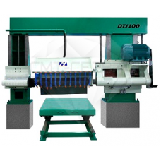 Многодисковый распиловочный станок DTJ-100