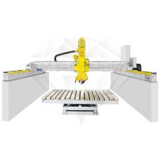 Автоматический мостовой распиловочный станок PLC-600