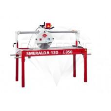 """Станок для распиловки натурального камня и строительных материалов с водяным охлаждением SMERALDA """"Basic"""" 130"""