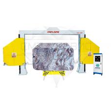 Канатный станок для распиловки каменных блоков CZSJ - 2000