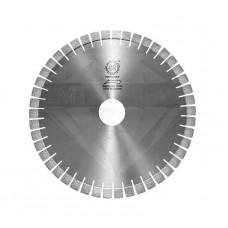 Алмазные сегментные круги QUADRO с водяным охлаждением, гранит