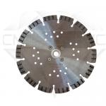 """Алмазный отрезной круг с воздушным охлаждением, """"Turbo Lazer"""" Ø 65 мм. - 230 мм., Китай WL"""