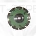 """Алмазный отрезной круг с воздушным охлаждением """"защитный зуб"""", Китай WL Ø 125"""