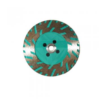 Алмазный отрезной-шлифовальный круг, Ø 125 мм. Китай FY.