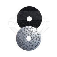 Алмазный гибкий шлифовальный круг, BUFF, Ø 100