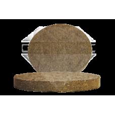 Войлочный полировальный круг полугрубошерстный  ГОСТ 6308-71Ø 250 мм. h-30 мм.